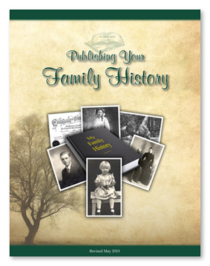 Publishing Your Family History Guidebook Image